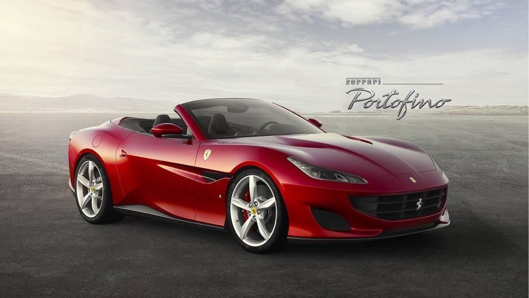 The New Ferrari Portofino – Replacement to the California T