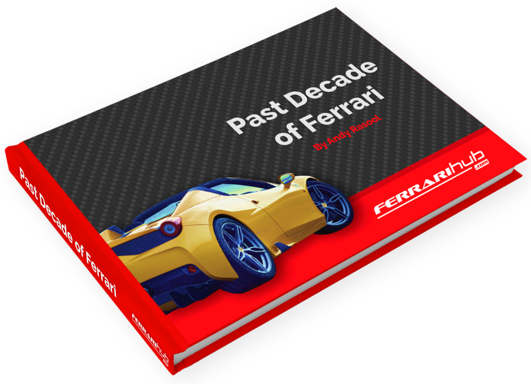 Subscribe. Get a FREE Ferrari eBook