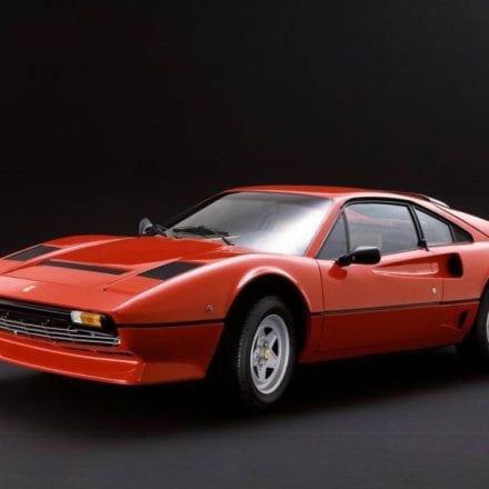 1982 Ferrari 208 GTB Turbo