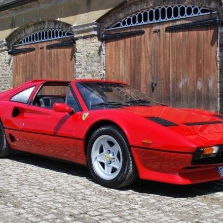 1983 Ferrari 208 GTS Turbo