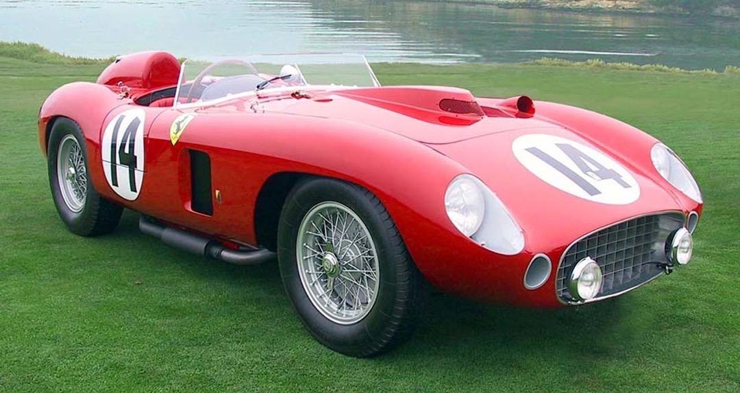 Ferrari 290 S