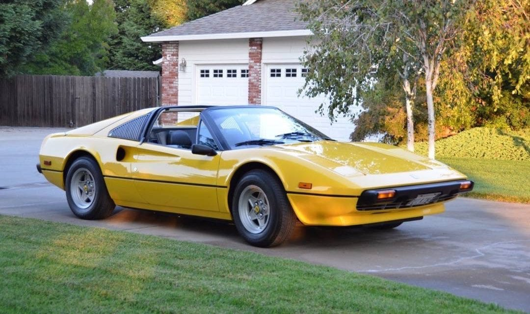 1978 Ferrari 308 GTS for sale for the first time in 30 years (#26541)