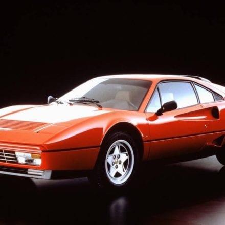 1986 Ferrari 328 GTB Turbo