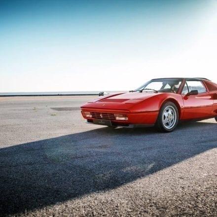 1986 Ferrari 328 GTS Turbo