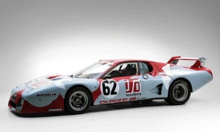Ferrari 512 BB LM– Ferrari's Mighty 512 Goes Racing