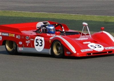 Ferrari 712 Can Am Cover 1