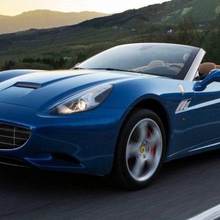 2012 Ferrari California 30