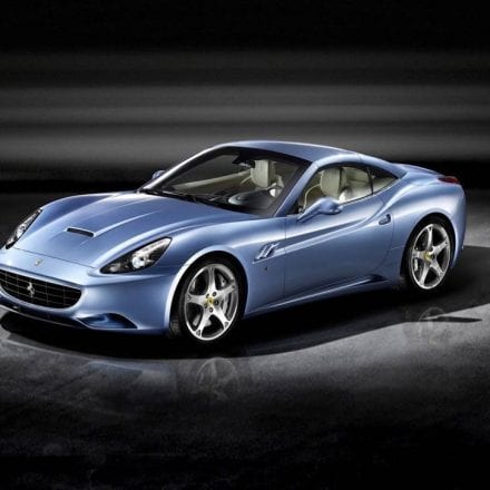 Registry – Ferrari California