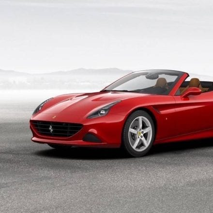 Registry – Ferrari California T