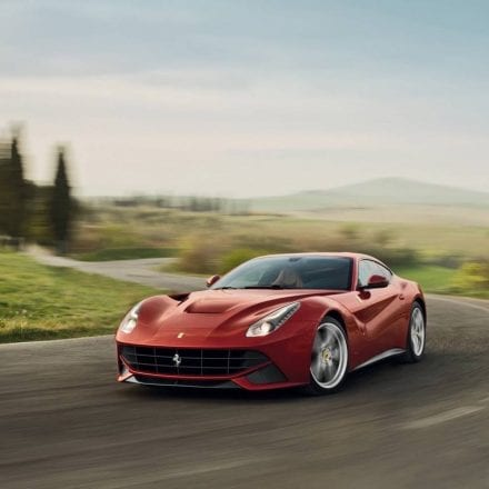 Registry – Ferrari F12 Berlinetta