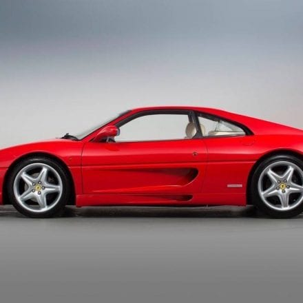Registry – Ferrari F355 Berlinetta