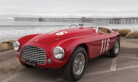 Ferrari 166 MM – This Purebred Racer Helped put Ferrari on the Map