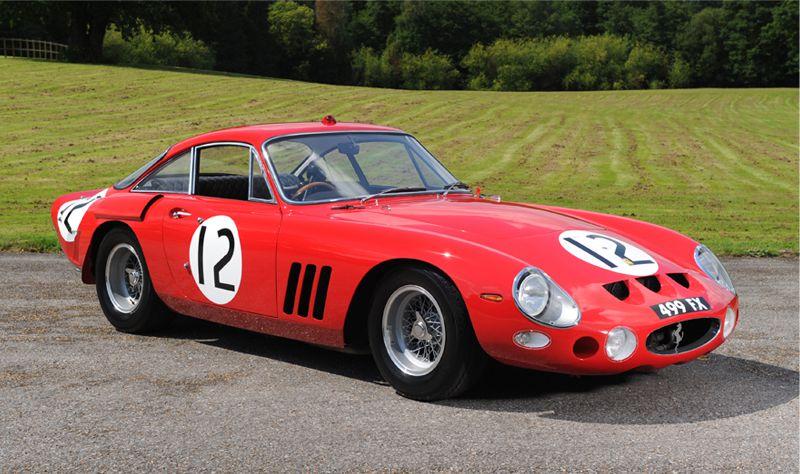 Ferrari 330 LM