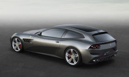 Ferrari GTC4 Lusso Videos