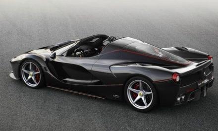 Ferrari LaFerrari Aperta Videos