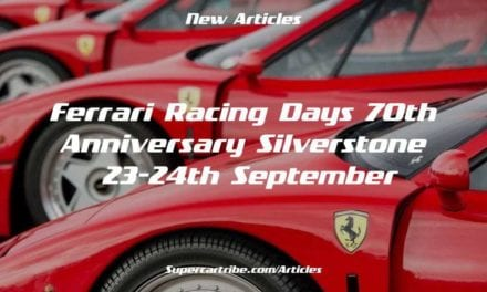 Ferrari Racing Days 70th Anniversary – Silverstone – 23-24th September