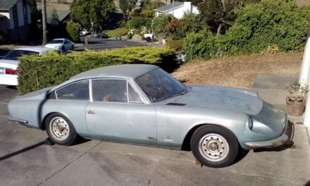 1969 Ferrari 365 GT 2 + 2 Project that has been owned for 45 years (#12109)