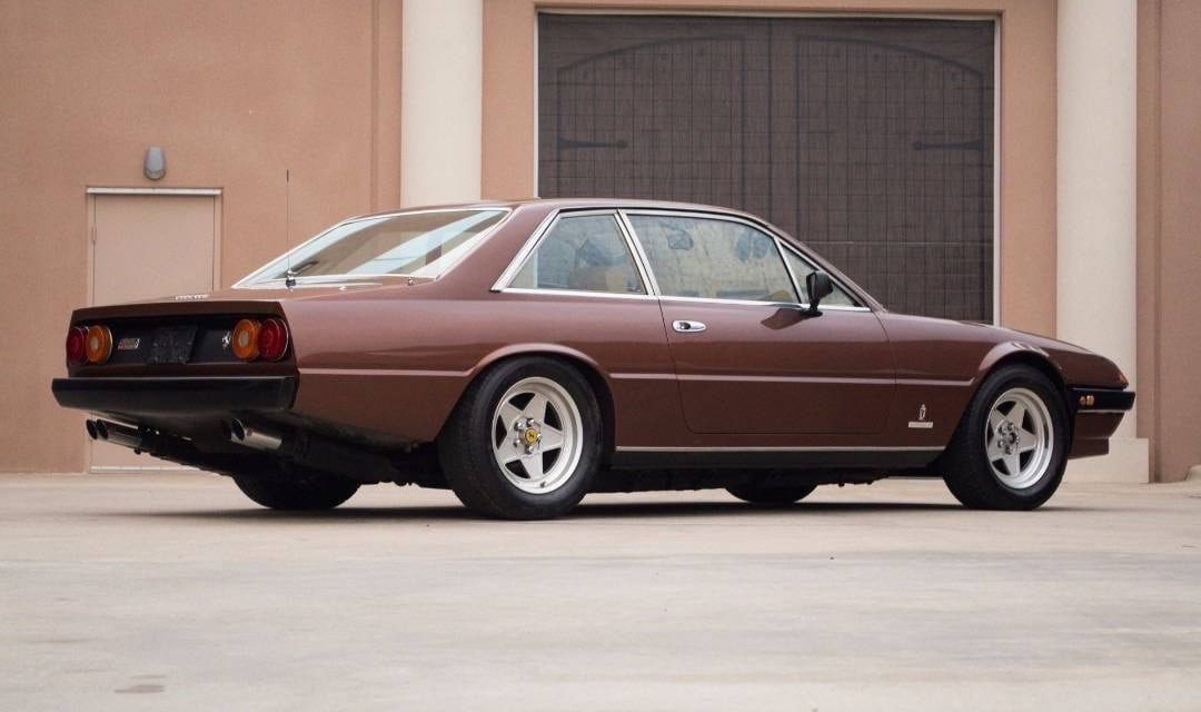 1980 Ferrari 400i Project sold for $36,000 (#32415)