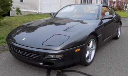 1995 Ferrari 456GT 6-Speed (#100345)
