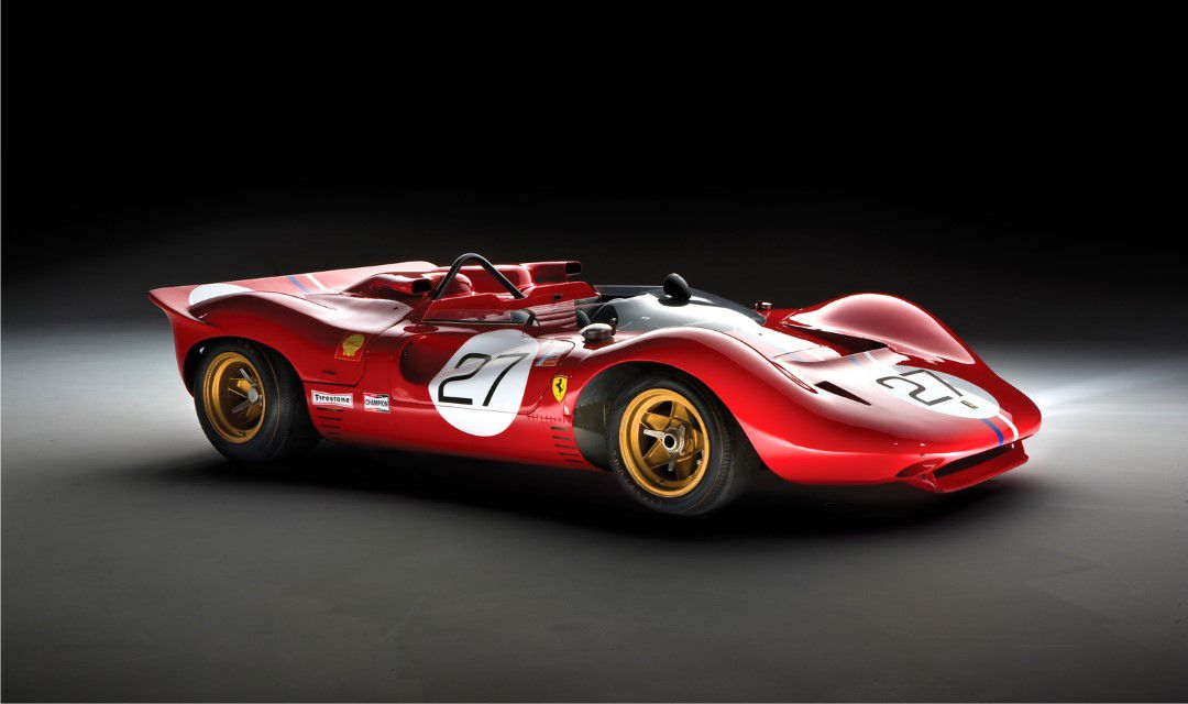 1967 Ferrari 350 Can Am Wiki