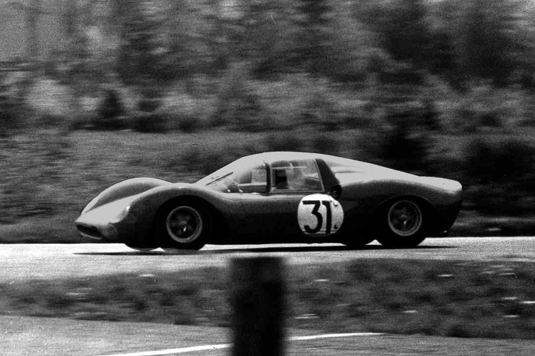 Ferrari Dino 166P