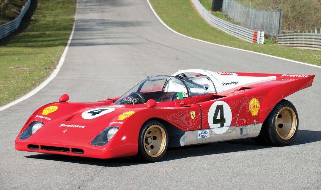 Ferrari Dino 206 S
