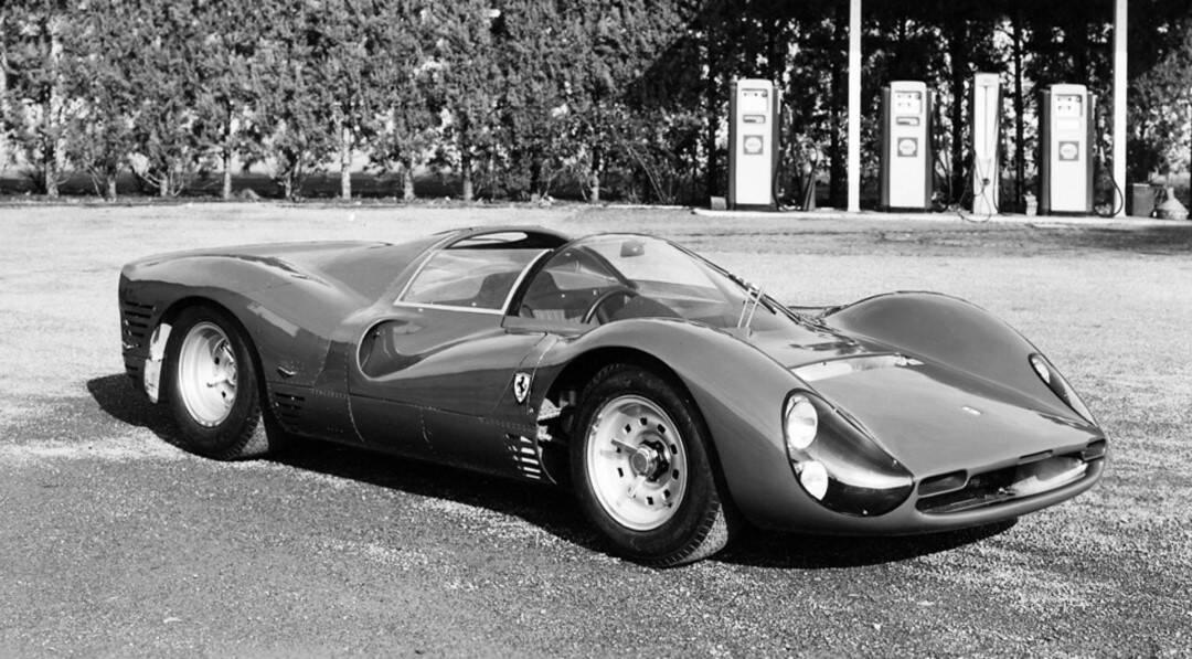 1966 Ferrari 330 P3 Wiki