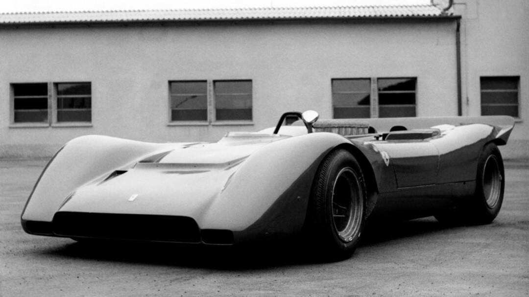 1968 Ferrari 612 Can Am Wiki