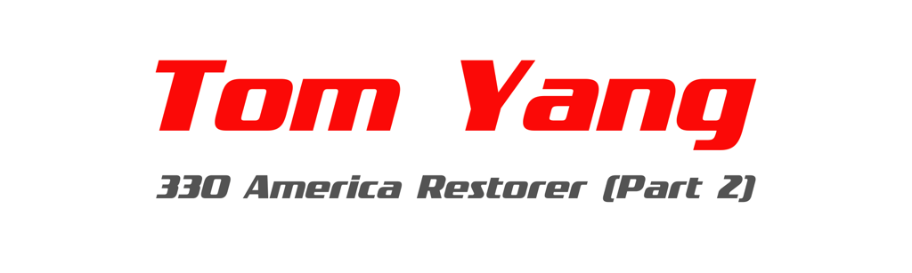 Episode 04 – Restoring a Ferrari from the nut up with Tom Yang (Part 2)