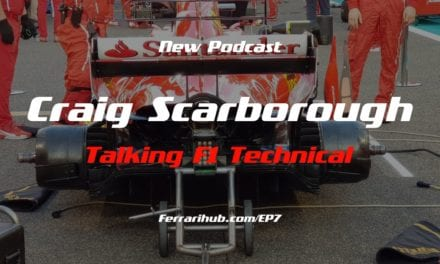 Episode 7 – Talking F1 Technical with Craig Scarborough