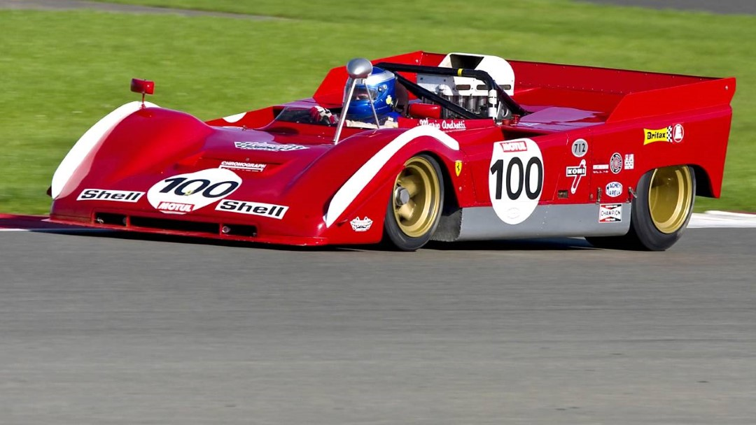 Ferrari 712 Can Am