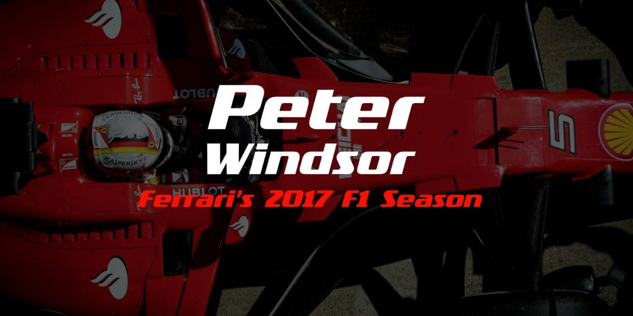 Episode 05 – Reviewing the 2017 F1 season with Peter Windsor