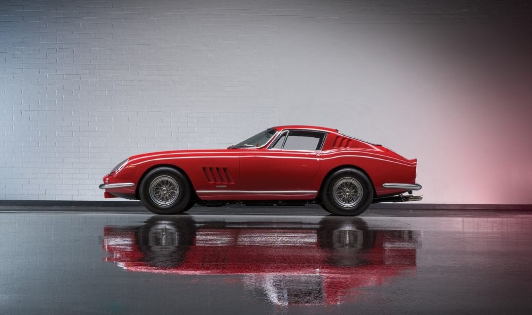 Ferrari 275 GTB4 – A Four-Cam Beauty