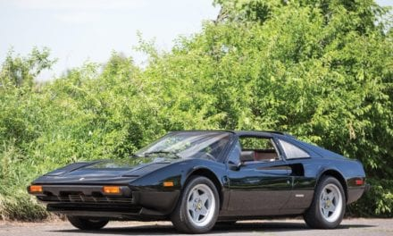 Ferrari 308 GTS Quattrovalvole – A Cleaner, More Powerful, and More Popular 308