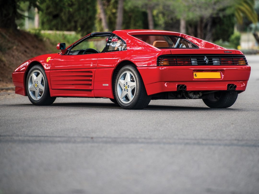 1993 ferrari 348 gts main photos. Black Bedroom Furniture Sets. Home Design Ideas