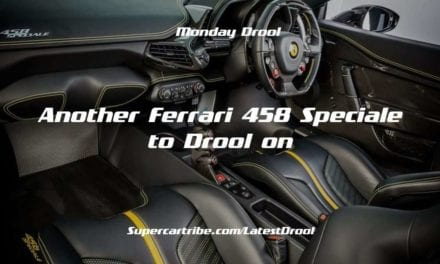 Monday Motivation – Another Ferrari 458 Speciale to Drool on