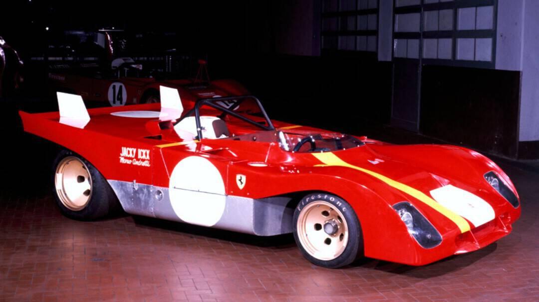 Ferrari 312 P