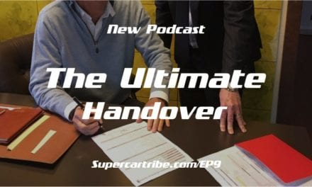 Episode 09 – The Ultimate Handover of a Ferrari