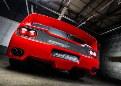 Ferrari F50 #106865 Ferrarihub 0010