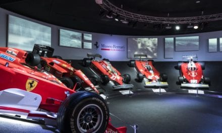 Ferrari museum visits at all time high