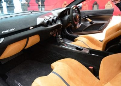 FerrariHub F12TDF Interior Podcast 1