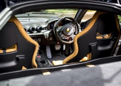 FerrariHub F12TDF Interior Podcast 9