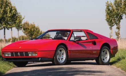 Ferrari 328 GTS – Everyone Wanted a Targa Top Ferrari in the 80s