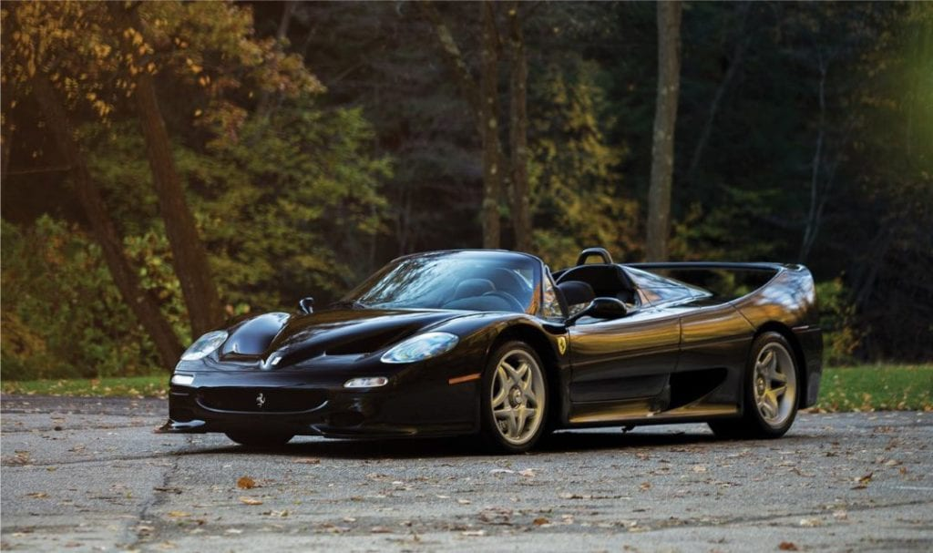 This image has an empty alt attribute; its file name is SupercarTribe-Ferrari-F50-Cover-1024x607.jpg