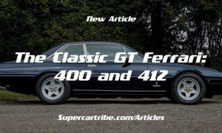 The Classic GT Ferrari: 400 and 412