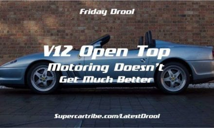 V12 Open Top Motoring Doesn't Get Much Better – The Ferrari 550 Barchetta