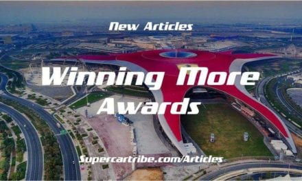Ferrari World Abu Dhabi wins prestigious award… Again!