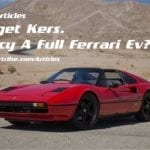 Forget KERS. Fancy a full Ferrari EV?