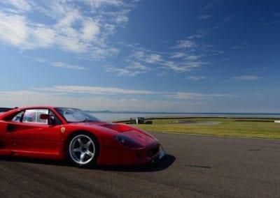 Ferrari EP12 F40LM Restoration Track Ferrarihub 0008