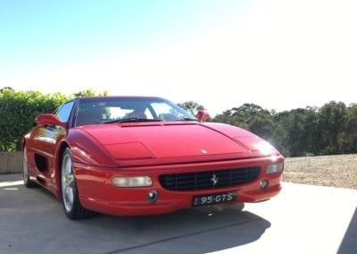 Ferrari F355 GTS Ferrarihub Podcast 0014